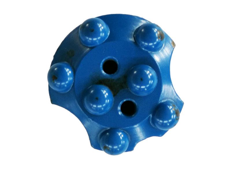 锥孔连接球齿钎头32mm-723
