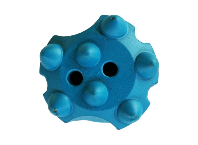 锥孔连接球齿钎头42mm-723